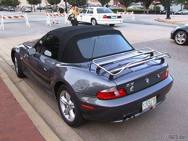 Fapa Boot Luggage Rack Mazda Mx5 S2000 Bmw Z3 Z4 Mgf Audi Tt Peugeot