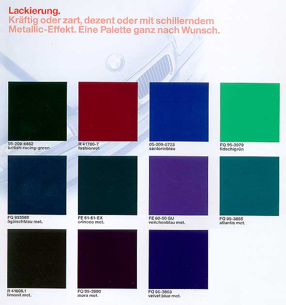 Tim S Z Color Gallery
