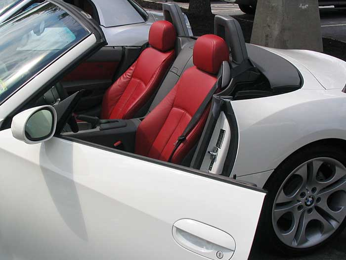 white bmw with leather interior pictures to pin on pinterest pinsdaddy. Black Bedroom Furniture Sets. Home Design Ideas